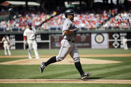 Butler leads Rockies to 5-2 win over slumping Phillies