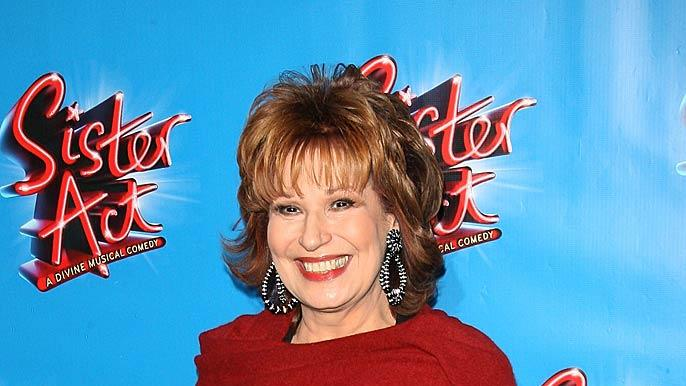 Joy Behar Sister Act Opng Night