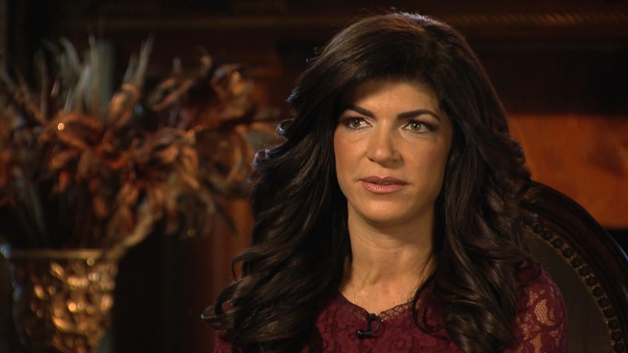 Teresa Giudice Tweets From Prison for 1st Time