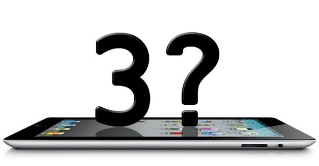 Could an iPad 3 really be on the way this year?      (Yahoo! News)