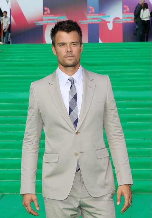 Transformers Dark of the Moon 2011 Moscow Premiere Josh Duhamel