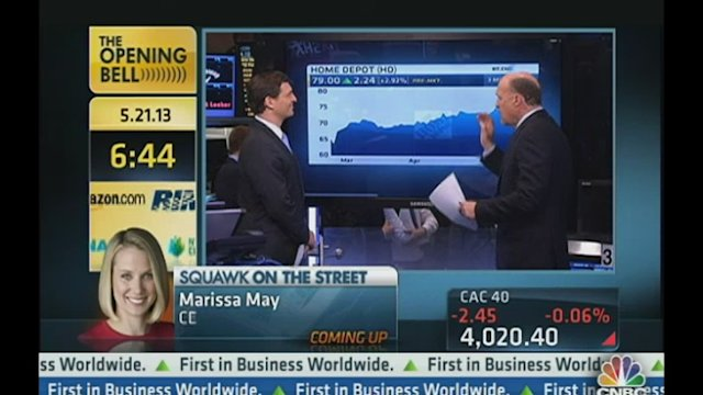 Cramer's Mad Dash: End of Best Buy's Run?