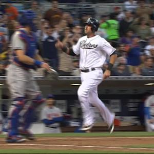 Amarista's two-run single