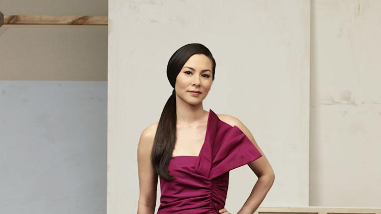 "China Chow hosts ""Work of Art: The Next Great Artist."""