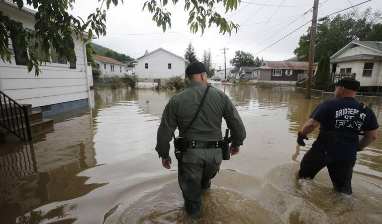 At Least 23 Dead After Floods Ravage Much of West Virginia