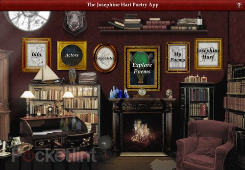 APP OF THE DAY: The Poetry App review (Android, iPad and iPhone). Apps, App of the day, The Poetry App, iPhone apps, iPad apps, Android apps 0