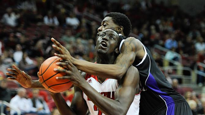 NCAA Basketball: Preseason-Kentucky Wesleyan vs Louisville
