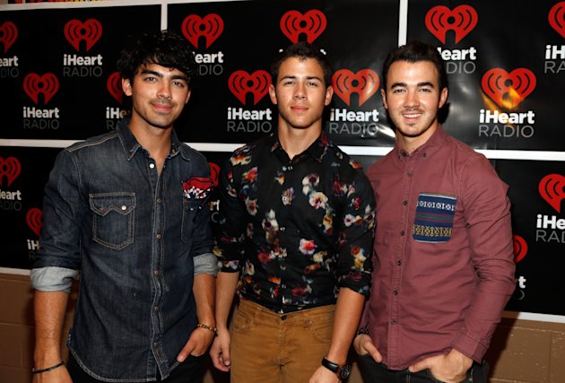 2012 iHeartRadio Music Festival - Day 2 - Backstage