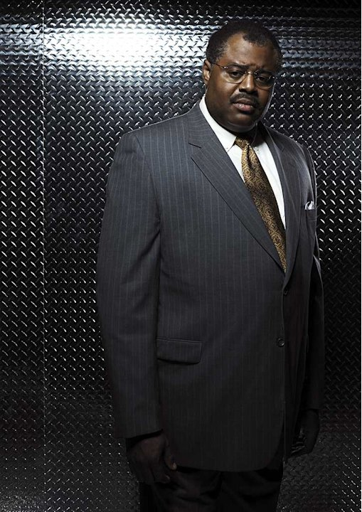 Chi McBride stars as Malcolm Jones in The Nine on ABC.