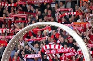 Sense of justice pervades Anfield as Liverpool & British football pay respects at Hillsborough memorial service