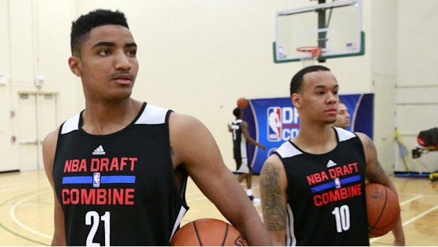 Gary Harris and Shabazz Napier