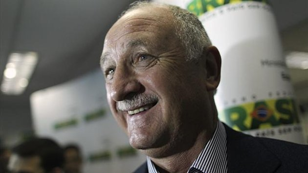 Luiz Felipe Scolari (Reuters)