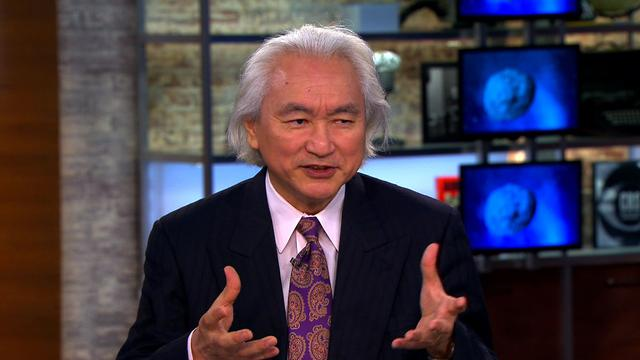 "Kaku on asteroid threat: ""We are sitting ducks"""