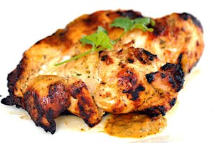 Mustard-Lime Chicken