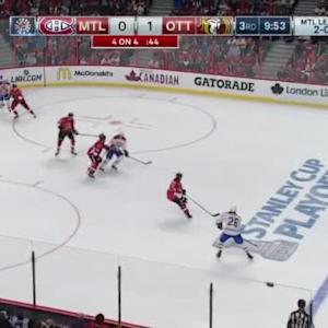 Craig Anderson Save on Alexei Emelin (10:09/3rd)