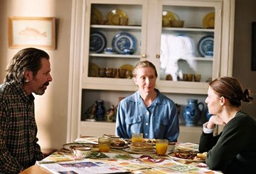 Sam Bottoms , Frances Conroy and Claire Danes in Touchstone Pictures' Shopgirl