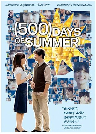 Storytelling That Within Seconds, Grabs the Audience by the Scruff of the Neck image 500 days of summer