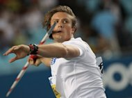Norway's Andreas Thorkildsen, seen here in 2009, has already entered into track and field folklore for his exploits in the men's javelin