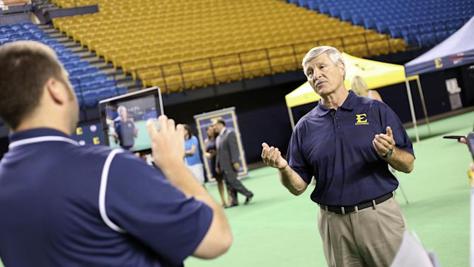 Former rivals join forces at East Tennessee State