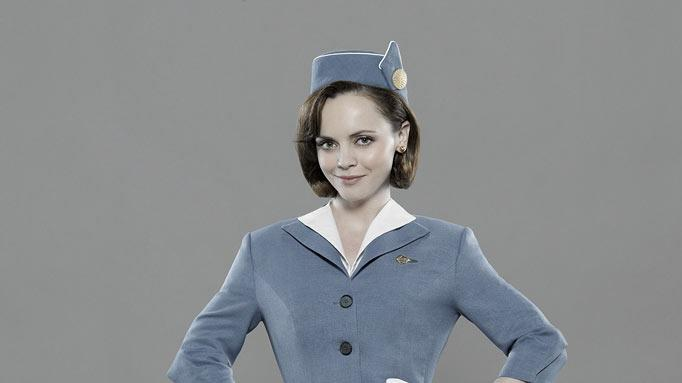 "Christina Ricci stars as Maggie in ""Pan Am."""