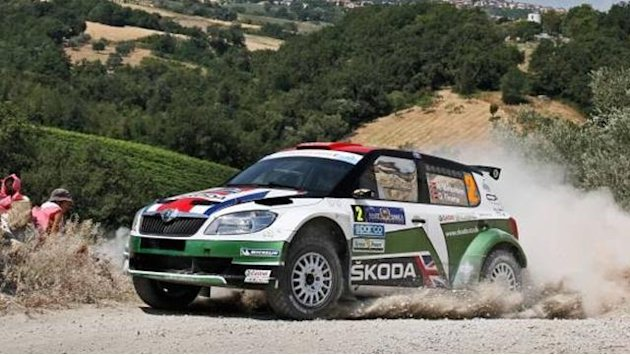IRC - Mikkelsen takes charge early in Cyprus