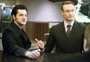 Ben Schwartz and Josh Lawson | Photo Credits: Michael Desmond/Showtime