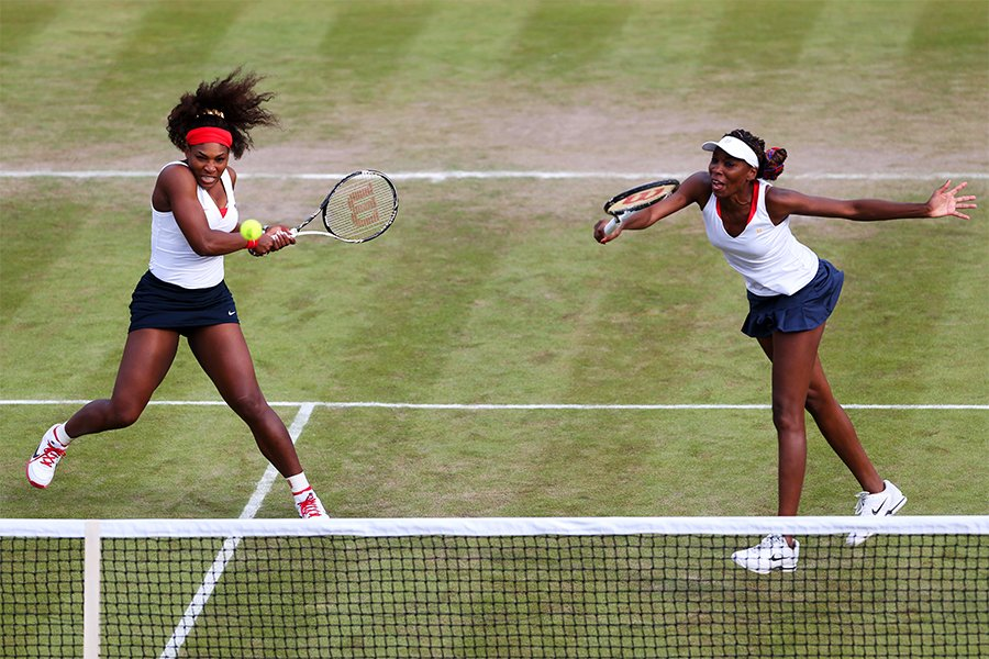 Venus &amp; Serena Williams battle Romania in London this year