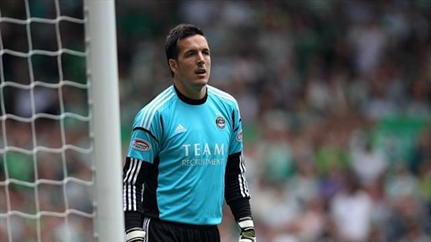 Jamie Langfield has been dubbed 'Clangers' by his critics