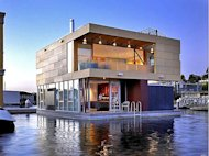 9 Outrageous Floating Homes For Sale