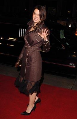 Premiere: Annabella Sciorra at the LA premiere of Chasing Liberty - 1/7/2004 Steve Granitz, Wireimage.com