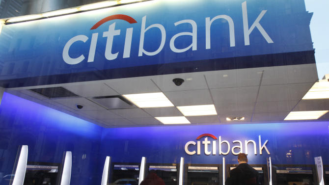 Citi disappointment on Fed test raises questions