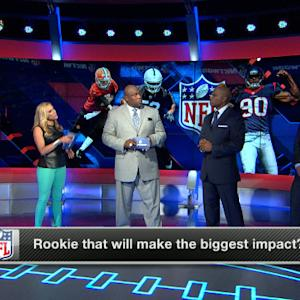 Which rookie will make the biggest impact?