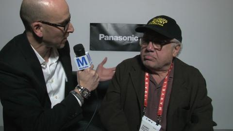 CES 2013: Danny DeVito Tells Us All His Hopes for Twitter