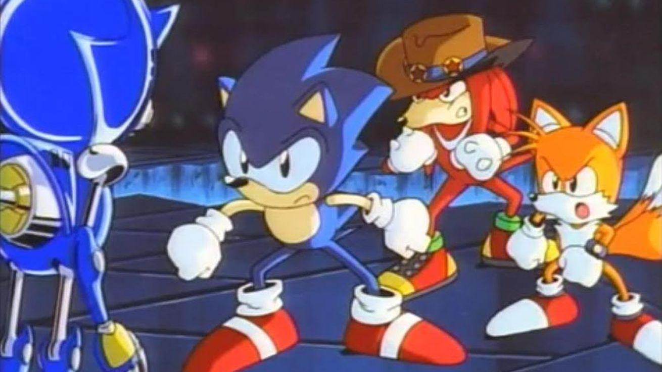 Sonic the Hedgehog coming to theaters 2018 — in live action and CGI