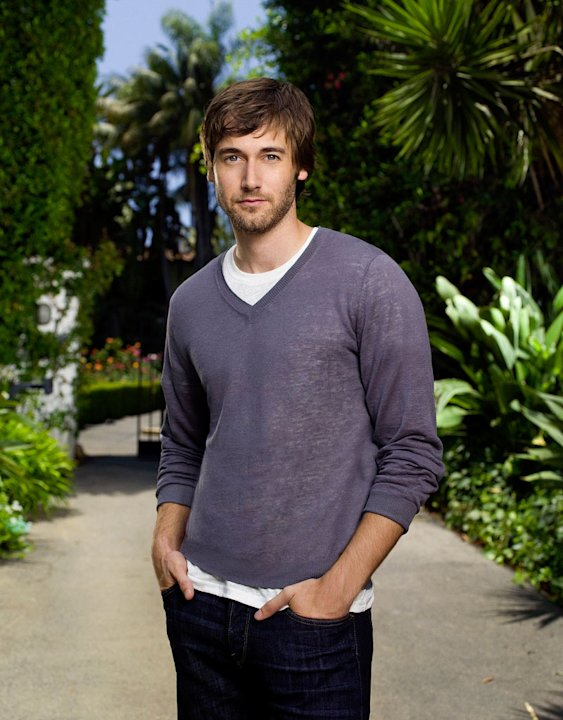 Ryan Eggold stars as Ryan Matthews in 90210 