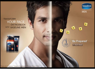Vaseline launches skin lightening app on Facebook