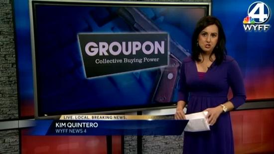 Groupon cancels gun-related deals