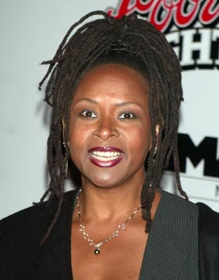 Robin Quivers at the New York premiere of Miramax's Kill Bill: Volume 1