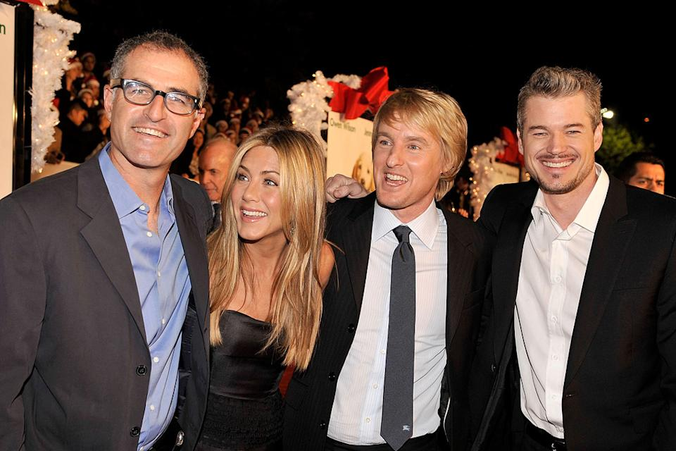 Marley and Me Premiere 2008 David Frankel Jennifer Aniston Owen Wilson Eric Dane