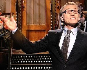 'SNL' Ratings Down With Christoph Waltz