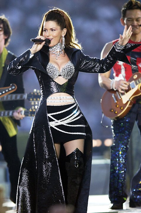 Shania Twain - 2003