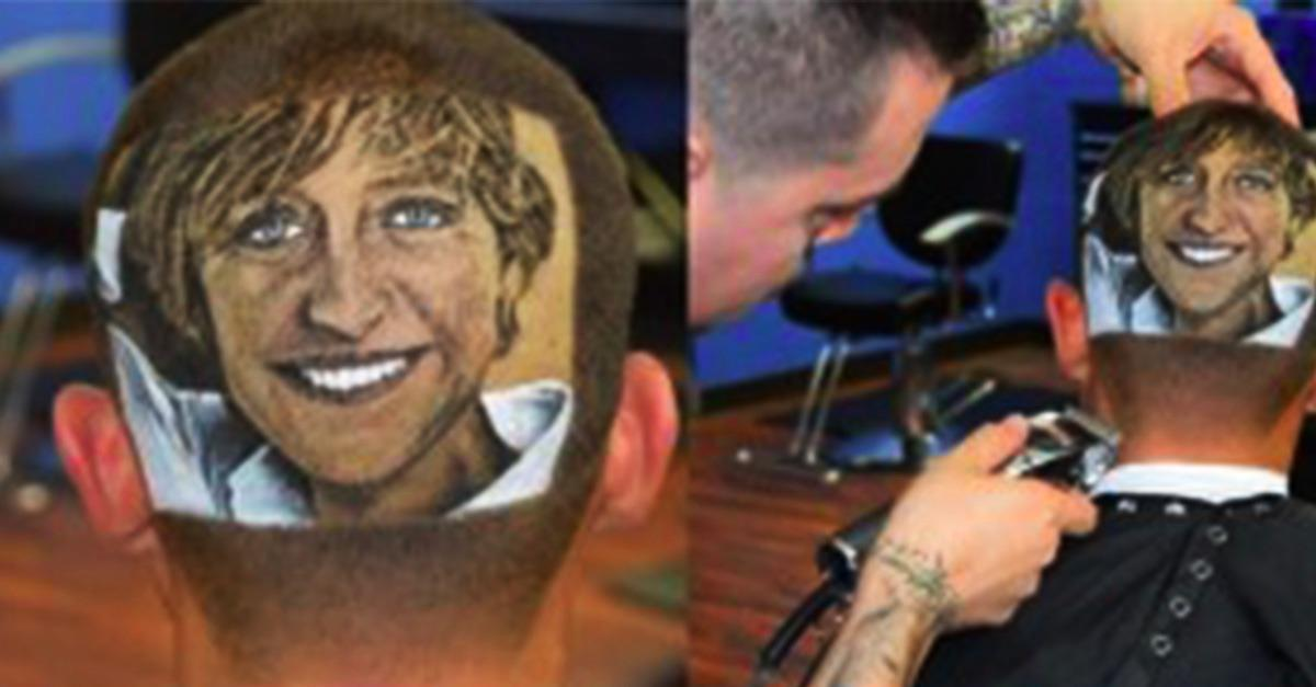 8 Most Ridiculous Barber Cuts Ever