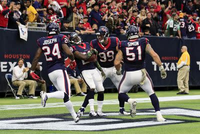 Saints vs. Texans 2015 picks and predictions: Experts taking Houston to win 4th straight