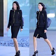 Gaya Angkuh Liberty Ross