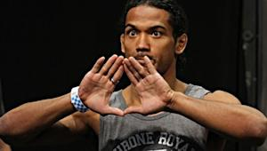 Winning is All That Matters to Benson Henderson