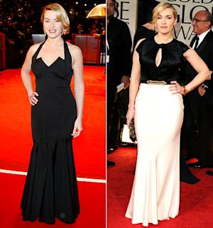 Kate Winslet's Chicest Red Carpet Moments