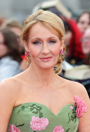 J.K. Rowling's Confession Moves the Web | Movie Talk - Yahoo! Movies