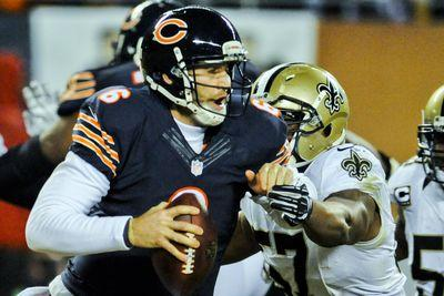 Bears could give up a draft pick to get rid of Jay Cutler