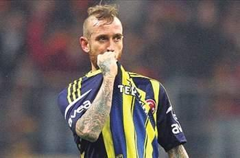 Fenerbahce's Raul Meireles suspended for 11 matches