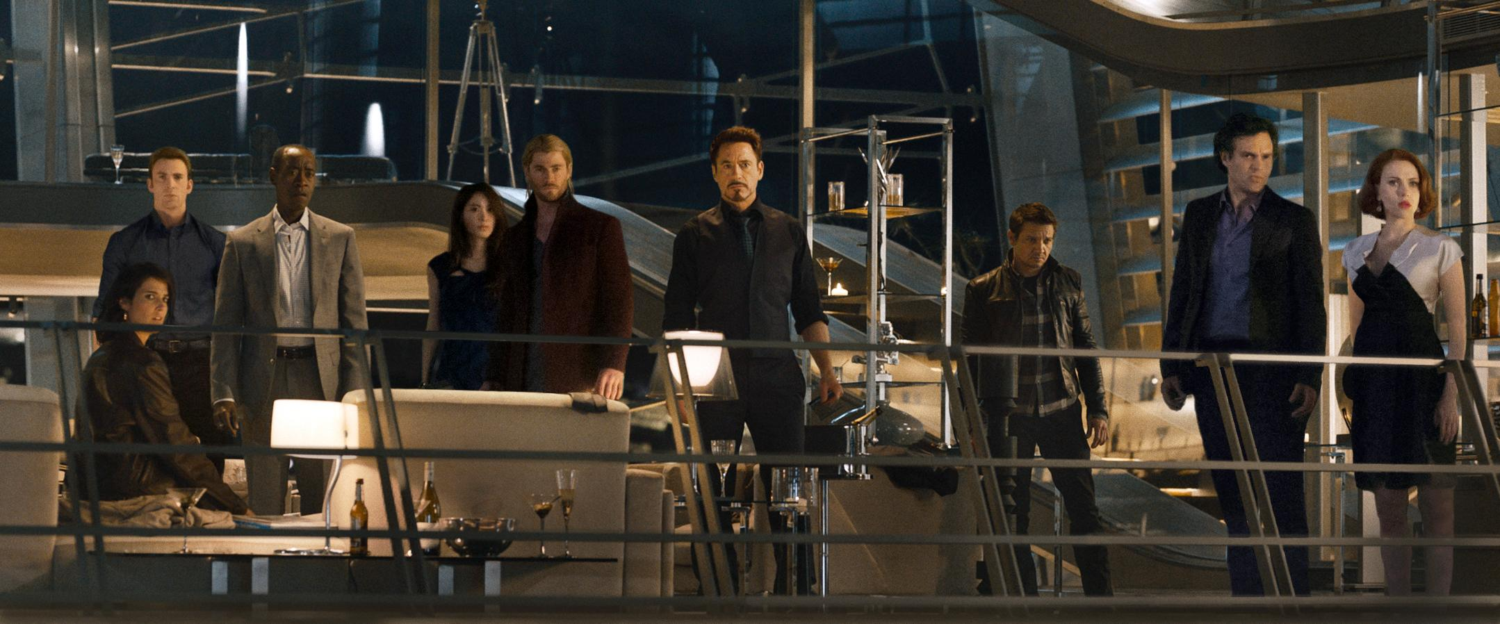 Review: 'Age of Ultron' is an Avengers overdose